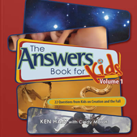 The Answers Book for Kids Vol 1