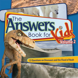 The Answers Book for Kids Vol 2