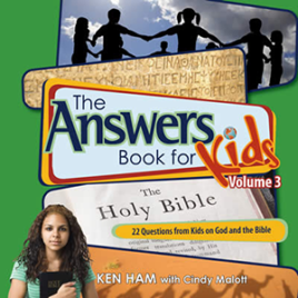 The Answers Book for Kids Vol 3