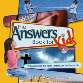 The Answers Book for Kids Vol 4
