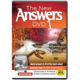 The New Answers DVDs 1