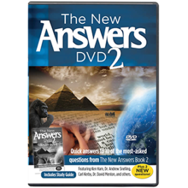 The New Answers DVDs 2